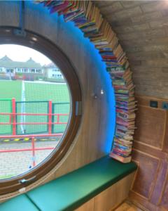 classroom pods